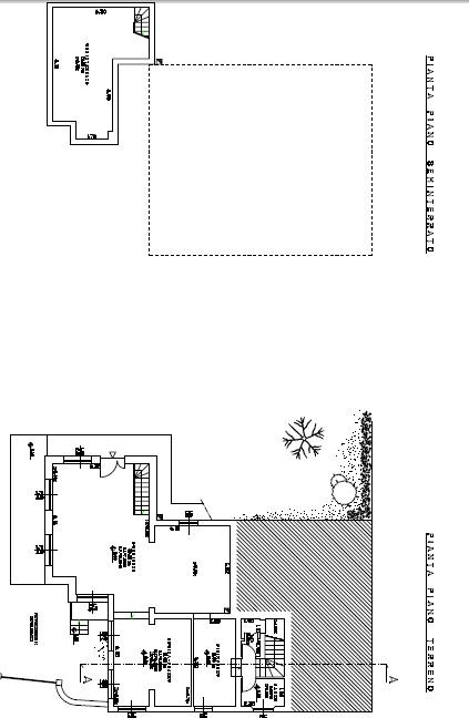 Piano Seminterrato+Piano Terra
